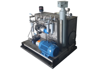All Stainless Steel Hydraulic Power Unit