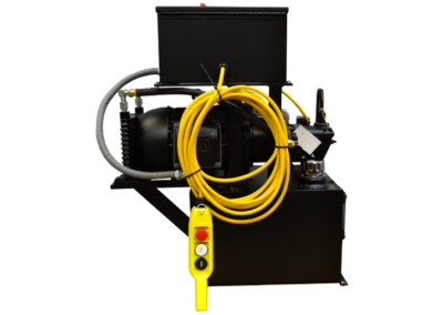 10 Gallon Hydraulic Power Unit with Control Panel and Pendant