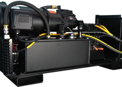 Compact Power Unit