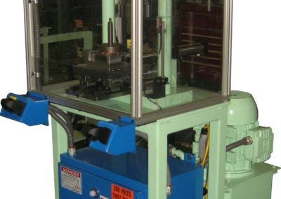 Dual Stage Press