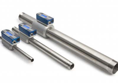 VPFlowScope in-line, all models, D10 or D11 and with tubing