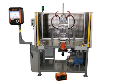 Meter Pit Assembly Machine