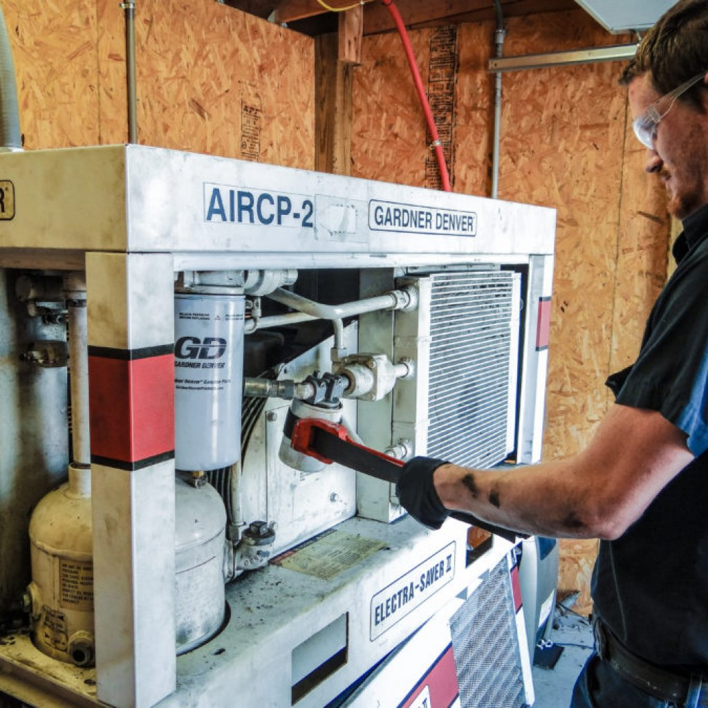 Air Compressor Repair & Installation Services