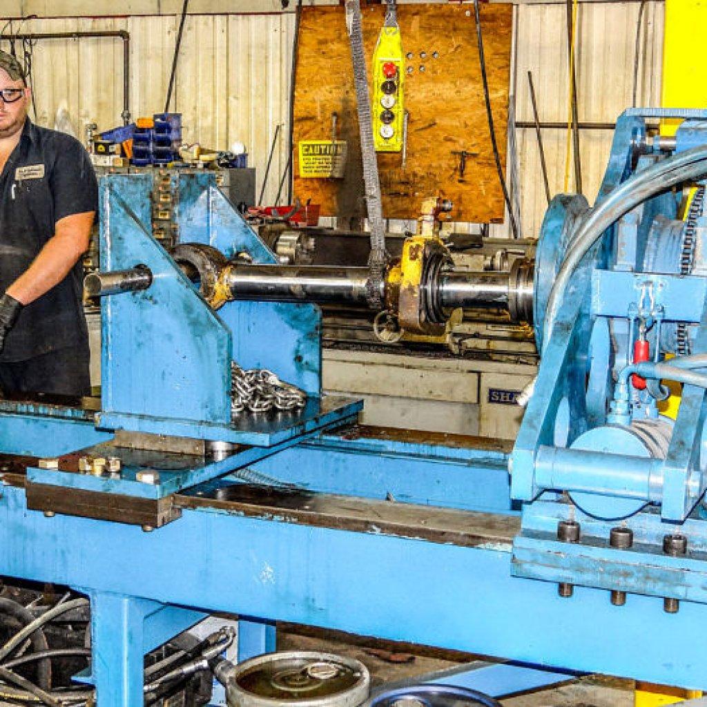 hydraulic cylinder repair tennessee