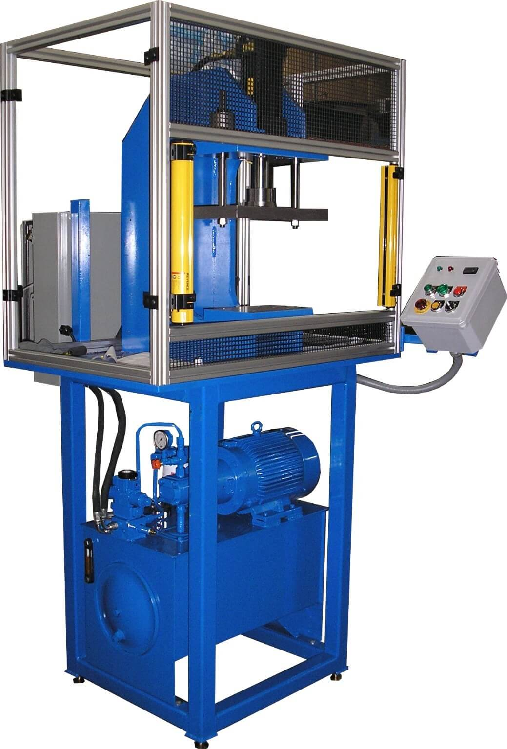 C-Frame 5 Ton Press