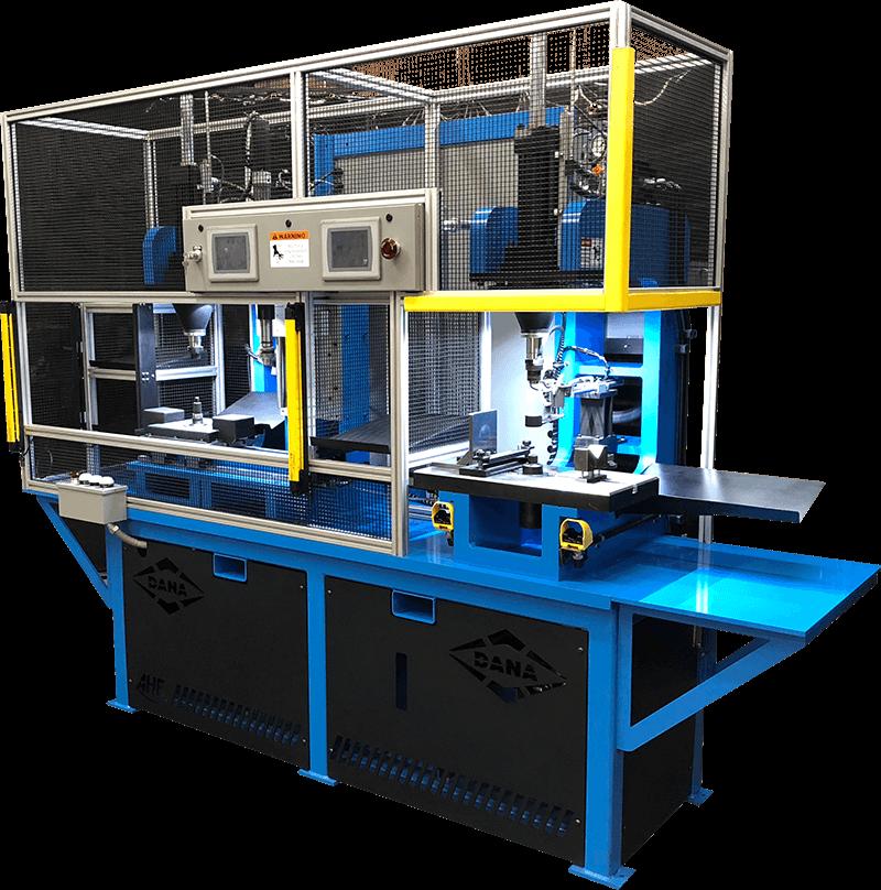 Industrial Pressing