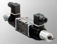 Electro-Hydraulic Proportional Valve
