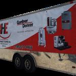 Air & Hydraulic Equipment Trailer